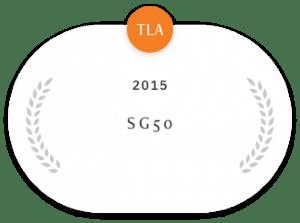 2015 SG50 : Brand Short Description Type Here.