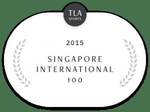 2015 SG INTL 100 : Brand Short Description Type Here.